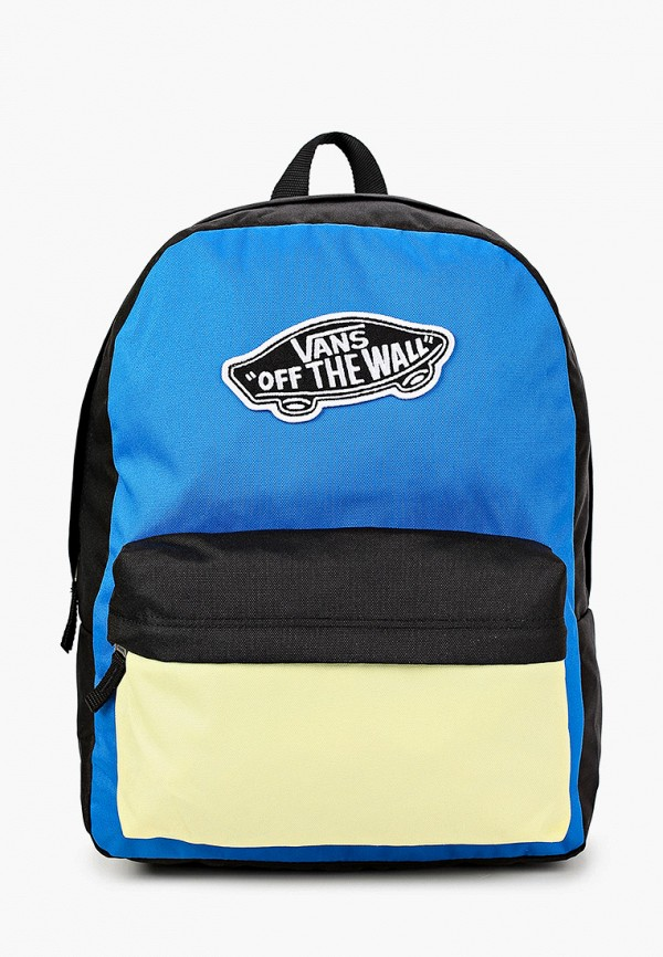 женский рюкзак vans, разноцветный