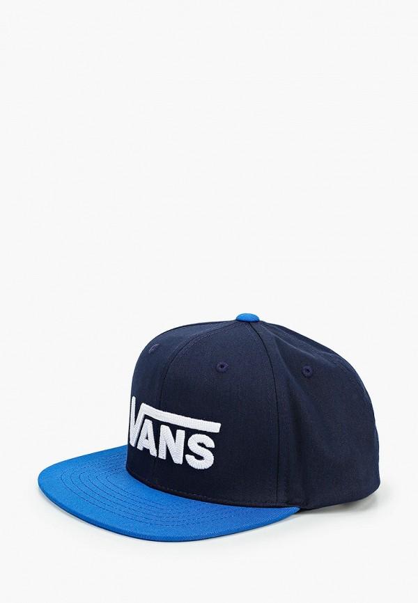 Бейсболка Vans Vans VA36OUJEL синий фото