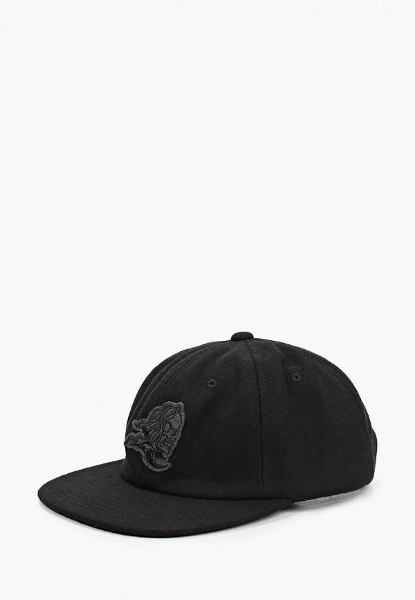 мужская кепка vans, черная