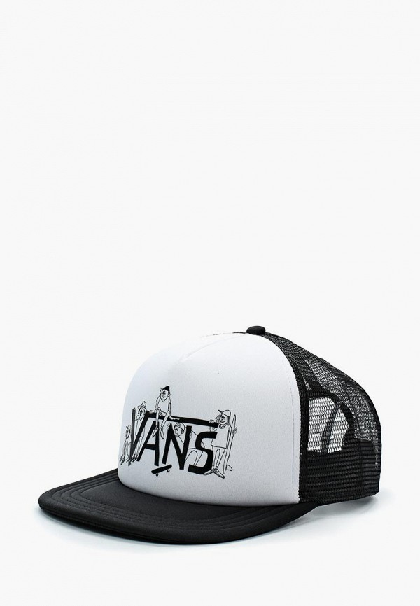 Бейсболка Vans Vans VA984CUAJWR5 бейсболка vans vans va984cmbmwu4