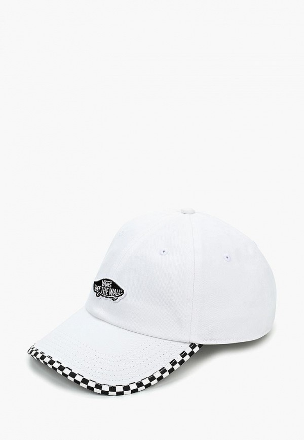 Бейсболка Vans Vans VA984CUEEUR3 бейсболка vans off the wall snapback page 4