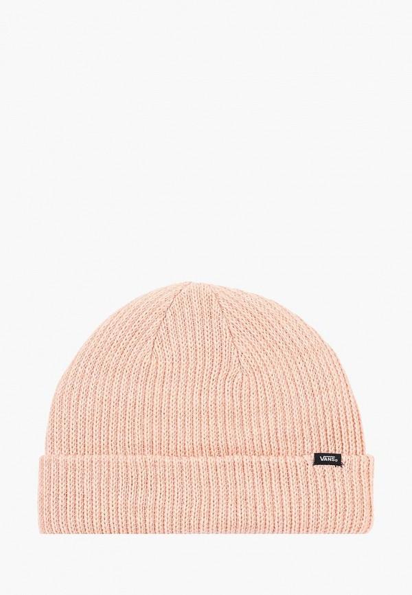 женская шапка vans