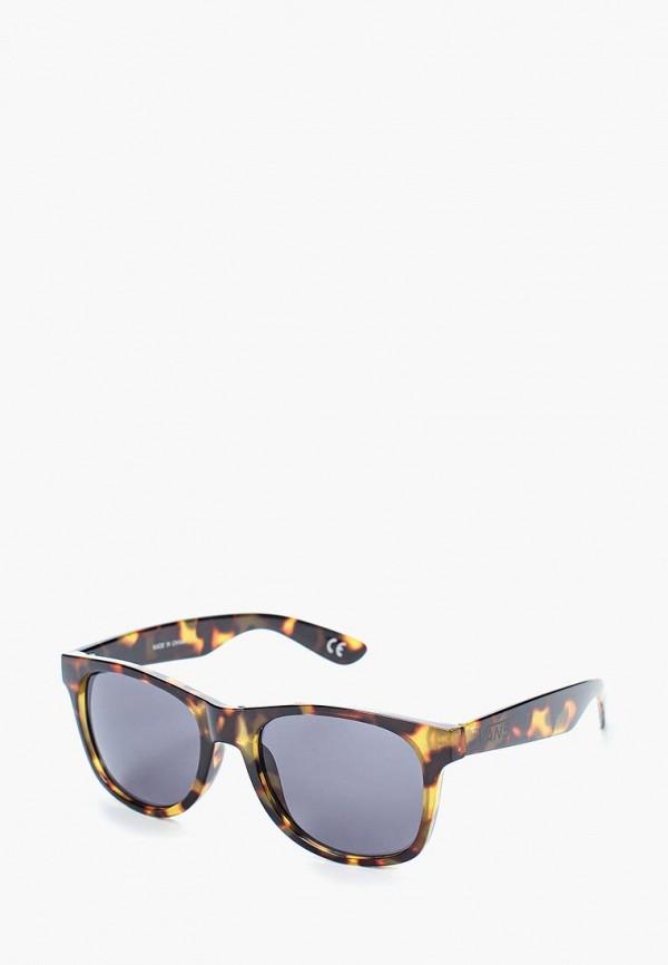мужские солнцезащитные очки vans, коричневые