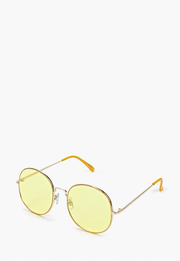 мужские солнцезащитные очки vans, желтые