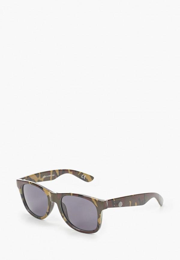 мужские солнцезащитные очки vans, хаки