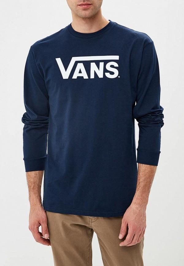 Фото - Лонгслив Vans Vans VA984EMCAKA6 кеды мужские vans ua sk8 mid цвет белый va3wm3vp3 размер 9 5 43