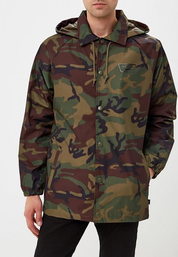 Куртка Vans Vans VA984EMCAKC4 слипоны vans vans va984aucahm5