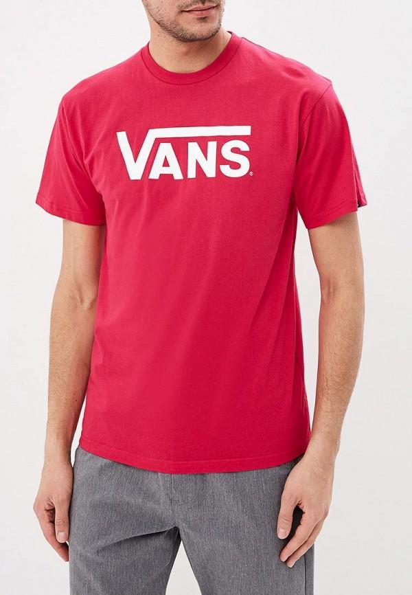 Футболка Vans Vans VA984EMEGAU8 цена