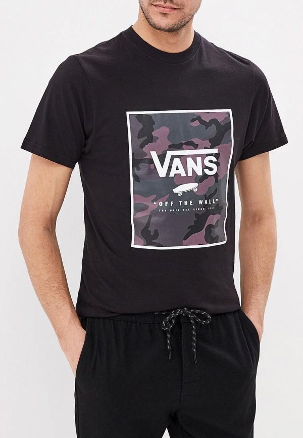 Футболка Vans Vans VA984EMEGAV8 футболка мужская vans colorblock tee цвет черный va3czdjgp размер s 44