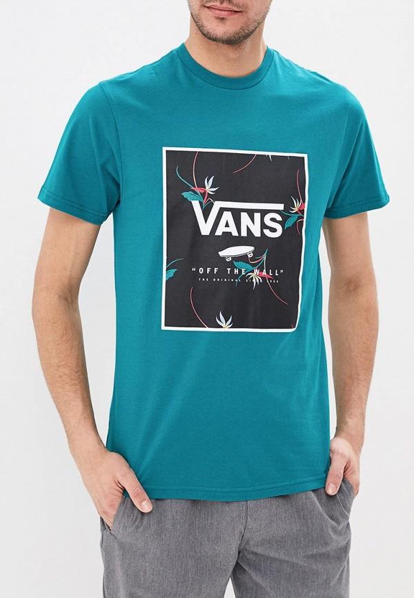 Футболка Vans Vans VA984EMEGAW0 футболка vans vans va984emcake8