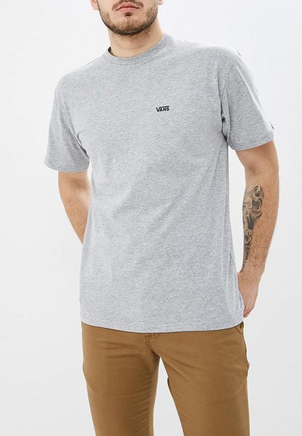 мужская спортивные футболка vans, серая