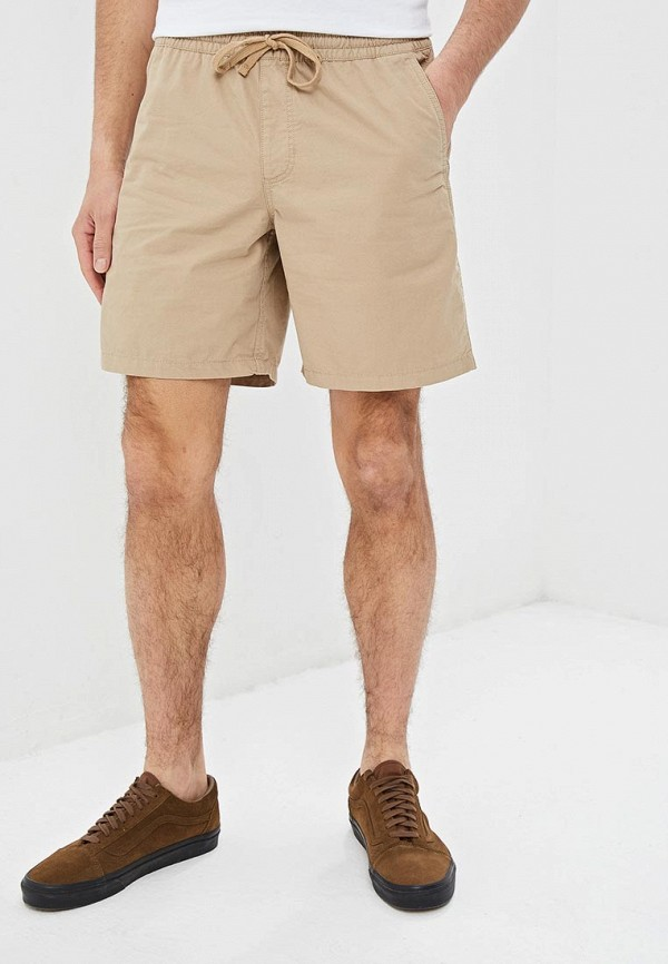 мужские шорты vans, бежевые