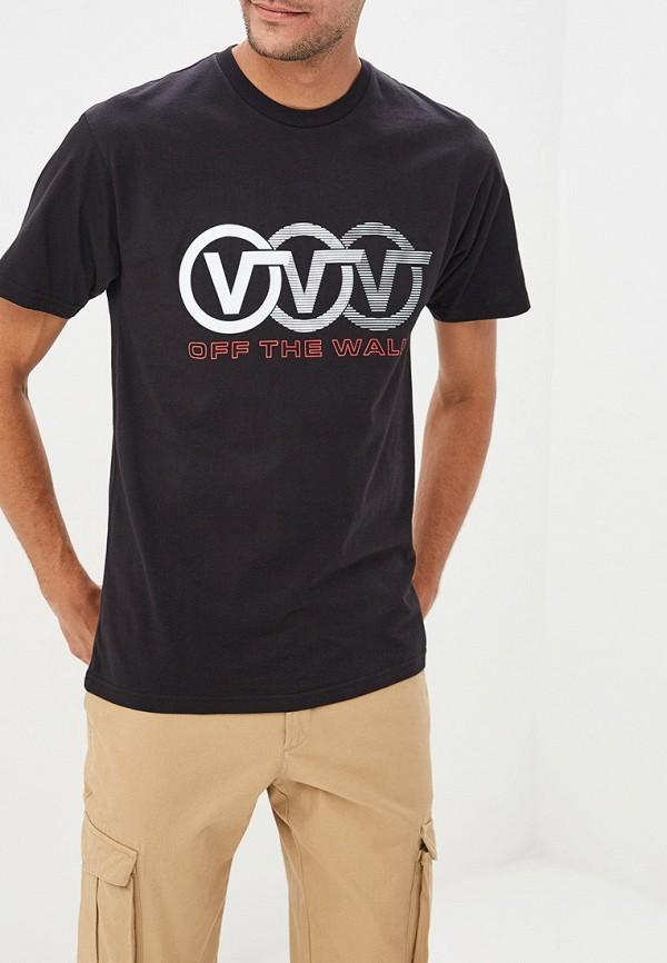 Футболка Vans Vans VA984EMFLMM5 футболка мужская vans colorblock tee цвет черный va3czdjgp размер s 44