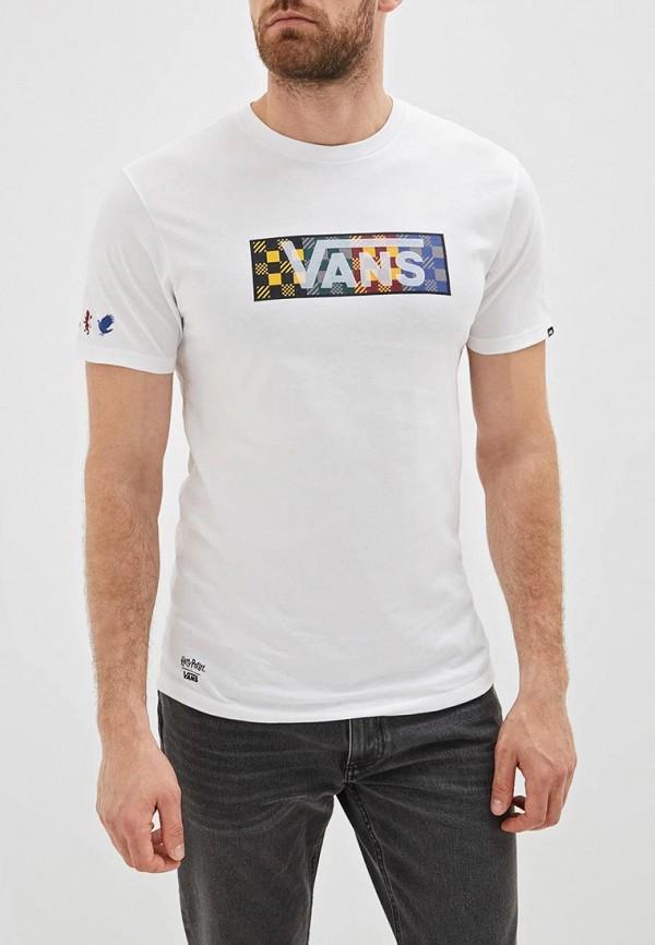 Фото - Футболка Vans Vans VA984EMFTNI2 кеды мужские vans ua sk8 mid цвет белый va3wm3vp3 размер 9 5 43