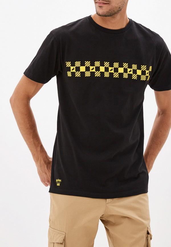 Футболка Vans Vans VA984EMFYCY3 футболка мужская vans colorblock tee цвет черный va3czdjgp размер s 44