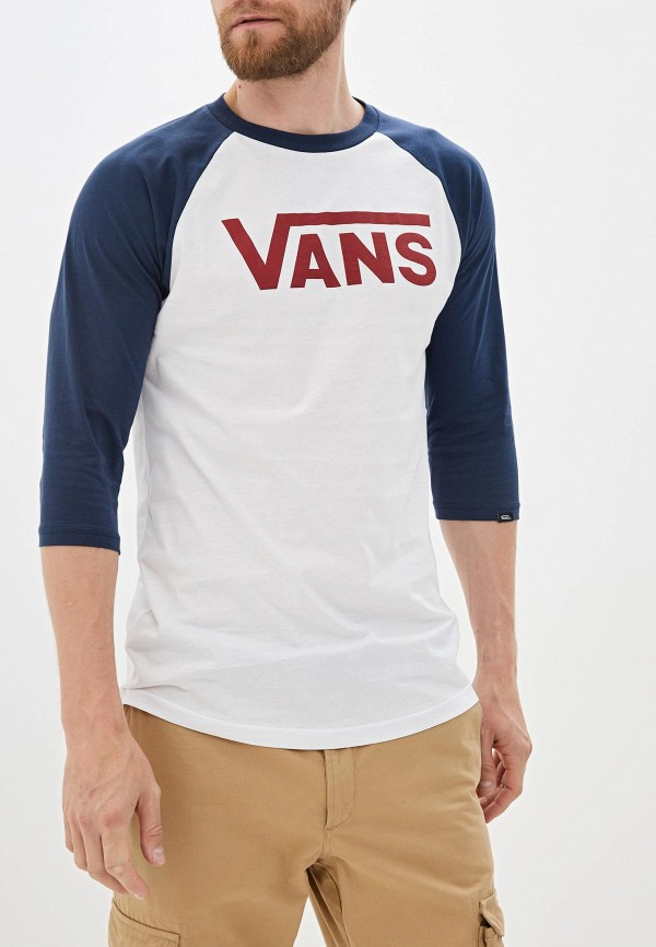 Фото - Лонгслив Vans Vans VA984EMGDBB3 кеды мужские vans ua sk8 mid цвет белый va3wm3vp3 размер 9 5 43