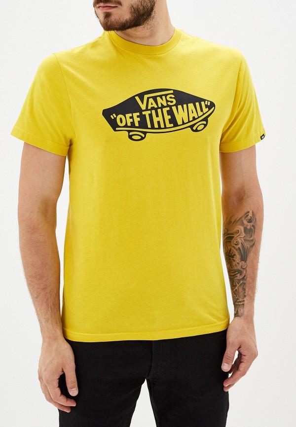 Фото - Футболка Vans Vans VA984EMGDBC2 кеды мужские vans ua sk8 mid цвет белый va3wm3vp3 размер 9 5 43