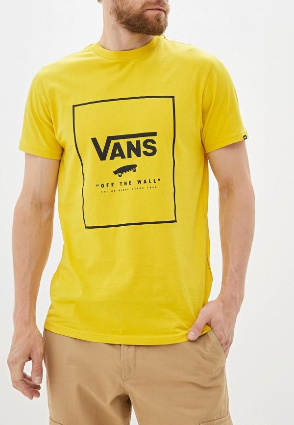 Фото - Футболка Vans Vans VA984EMGDBD1 кеды мужские vans ua sk8 mid цвет белый va3wm3vp3 размер 9 5 43