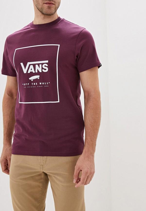 Фото - Футболка Vans Vans VA984EMGDBD2 кеды мужские vans ua sk8 mid цвет белый va3wm3vp3 размер 9 5 43