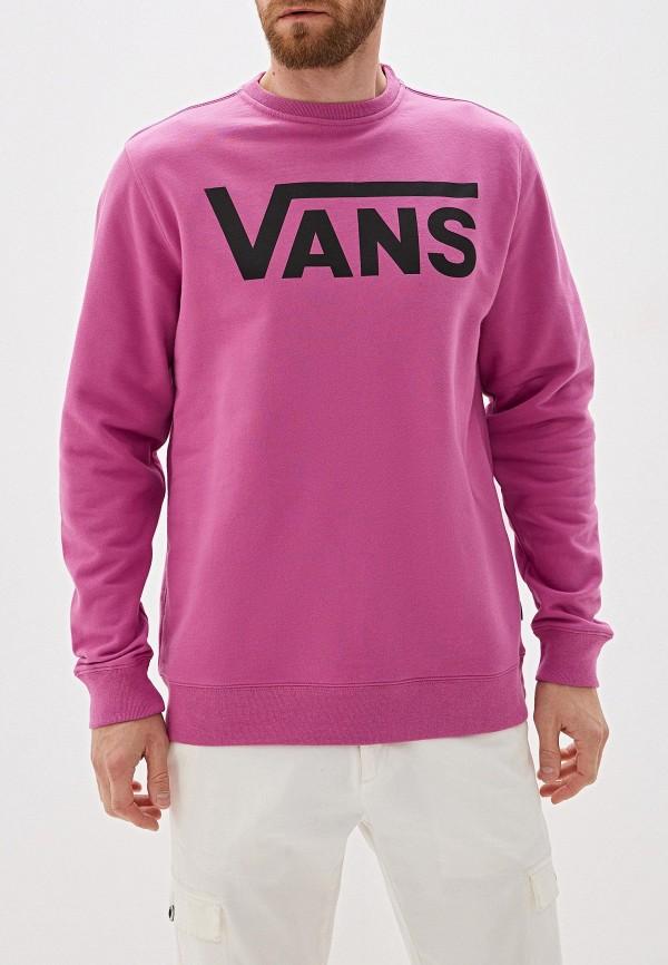 мужской свитшот vans, розовый