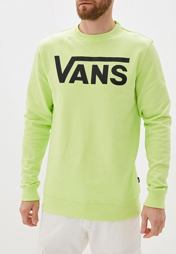 Фото - Свитшот Vans Vans VA984EMGDBG4 кеды мужские vans ua sk8 mid цвет белый va3wm3vp3 размер 9 5 43