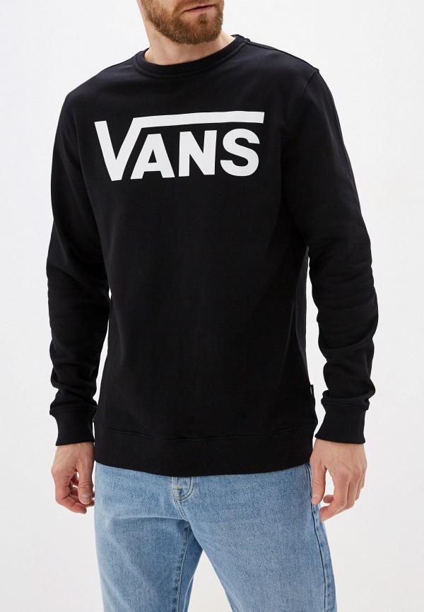 мужской свитшот vans, черный