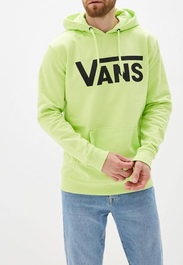 Фото - Худи Vans Vans VA984EMGDBG9 кеды мужские vans ua sk8 mid цвет белый va3wm3vp3 размер 9 5 43