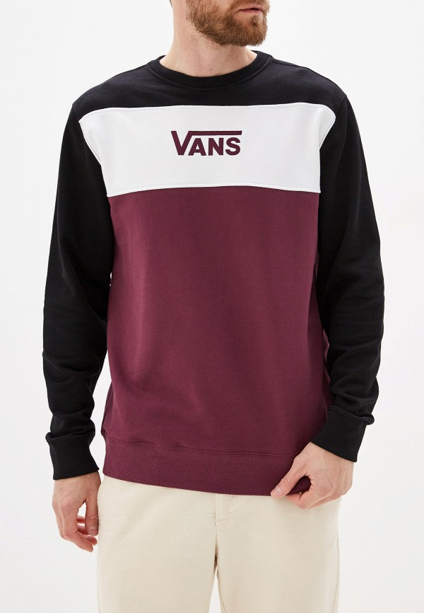мужской свитшот vans, разноцветный