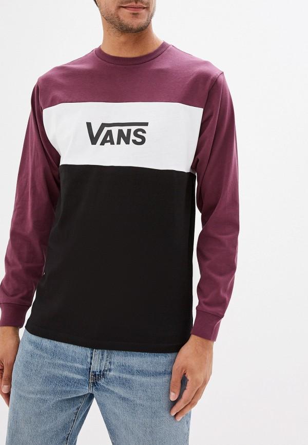 Фото - Лонгслив Vans Vans VA984EMGDBL7 кеды мужские vans ua sk8 mid цвет белый va3wm3vp3 размер 9 5 43