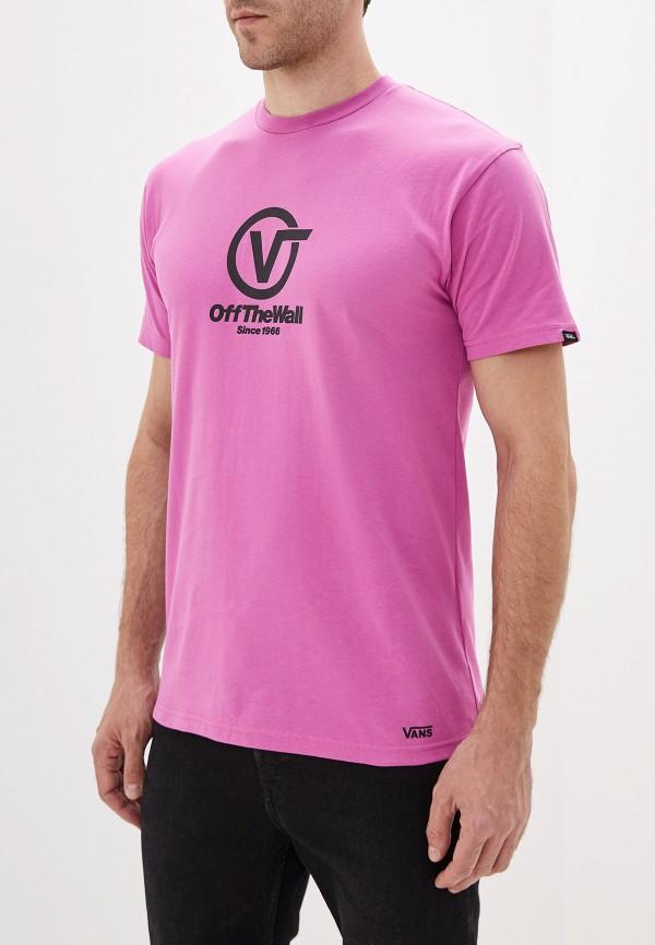 мужская  vans, розовая