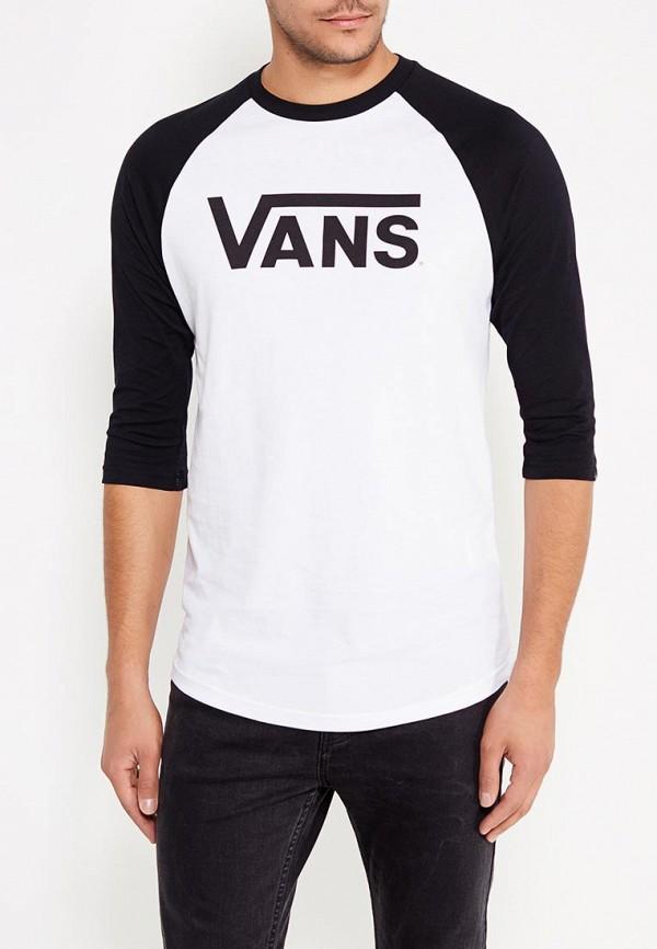 Лонгслив Vans Vans VA984EMIDM38 alfani new bright blue ribbed button cuff dolman sweater xs $59 5 dbfl