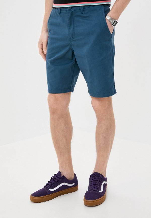мужские шорты vans, синие