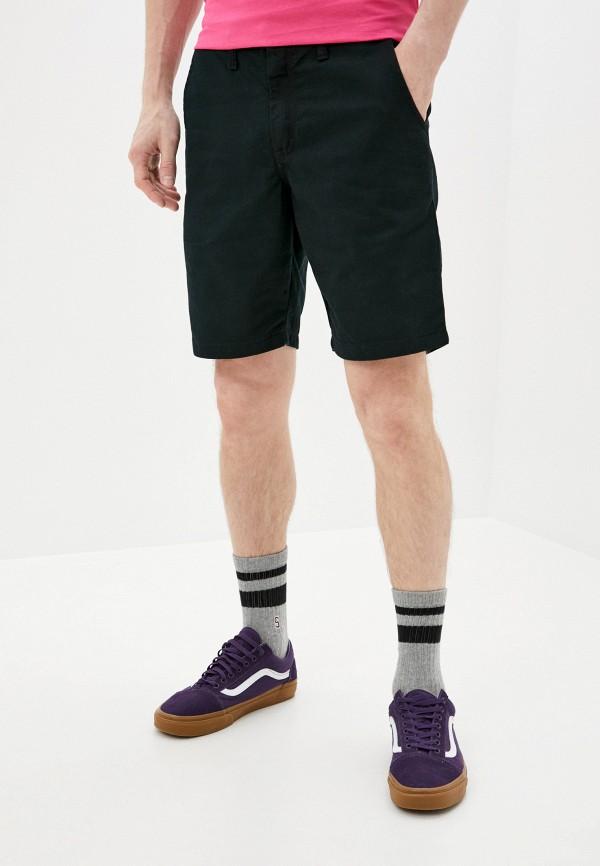 мужские шорты vans, черные