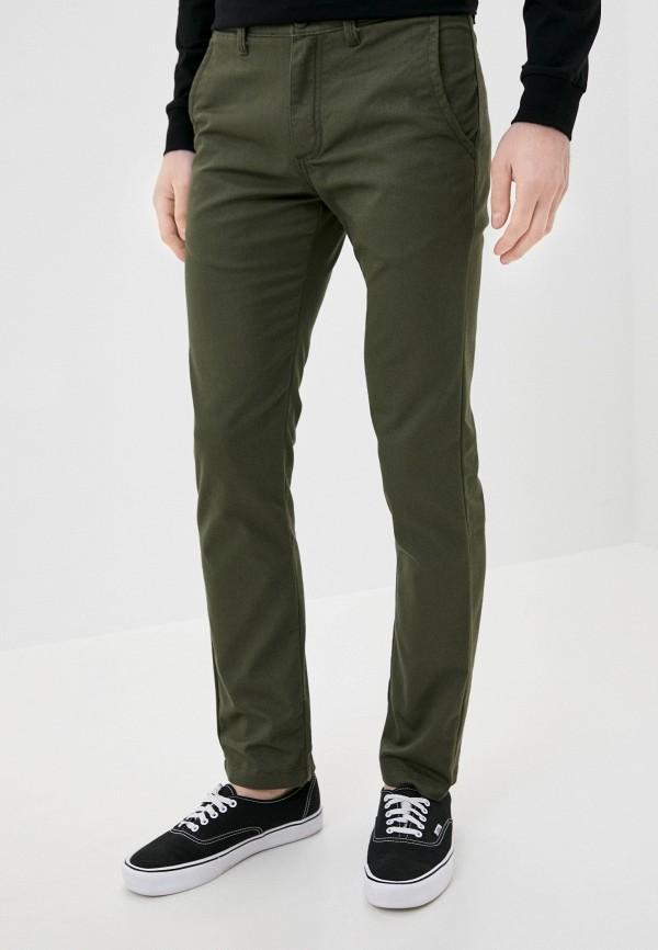 мужские брюки vans, хаки