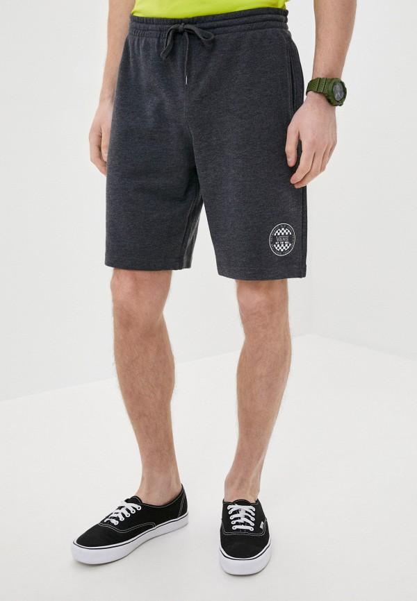 мужские спортивные шорты vans, серые