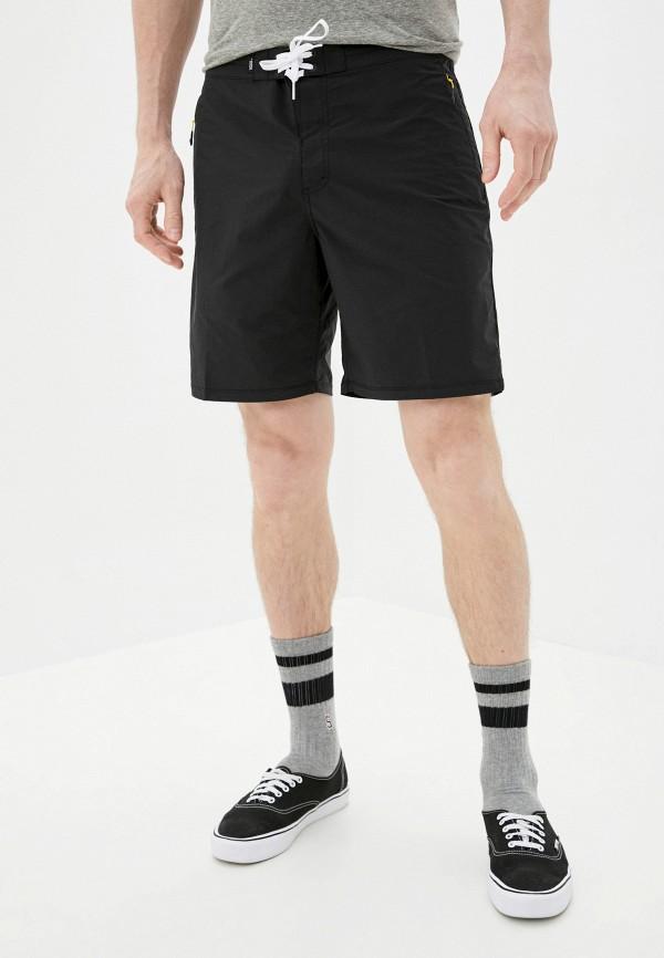 мужские спортивные шорты vans, черные