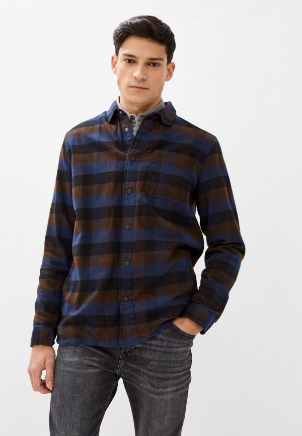 мужская рубашка vans, разноцветная