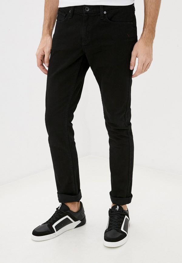 мужские джинсы vans, черные