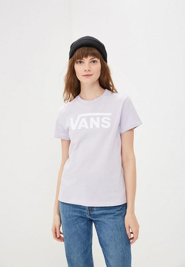 Футболка Vans Vans VA984EWEGBI7 ветровка vans vans va984ewdgwa1
