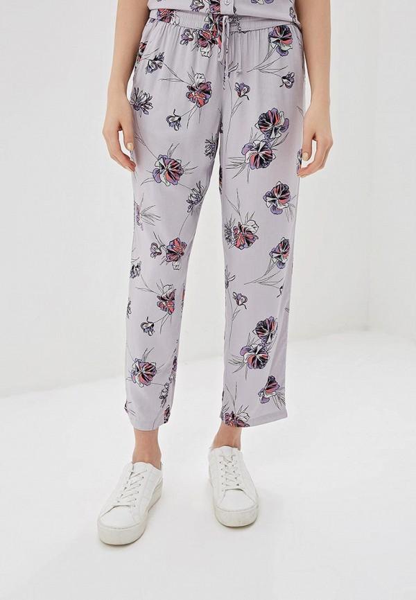 женские спортивные брюки vans, фиолетовые