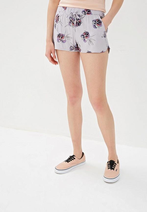 женские спортивные шорты vans, фиолетовые