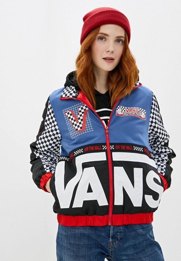 Куртка Vans Vans VA984EWGDBU2 цена