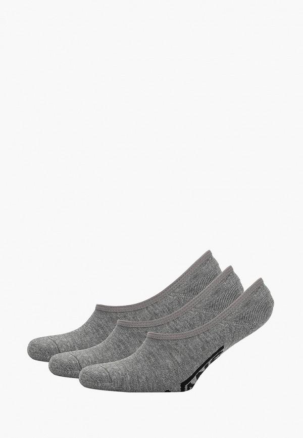 мужские носки vans, серые
