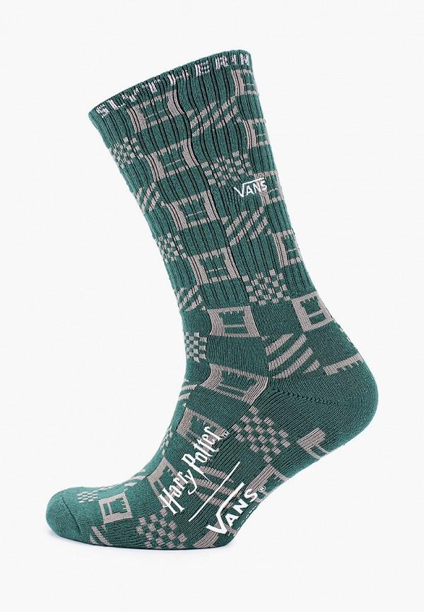 мужские носки vans, зеленые
