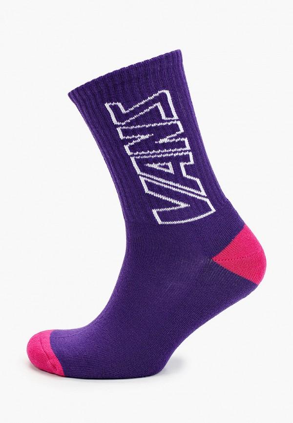 мужские носки vans, фиолетовые