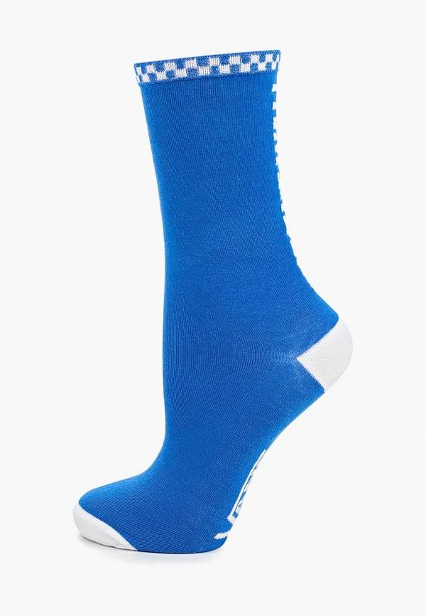 женские носки vans, синие