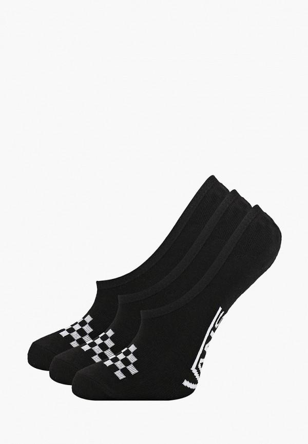 женские носки vans, черные