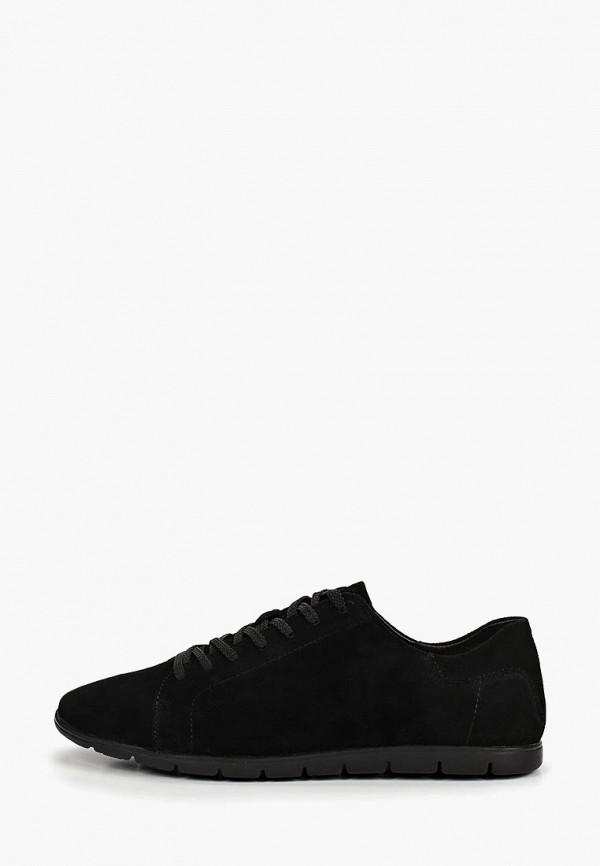 мужские кроссовки velvet, черные