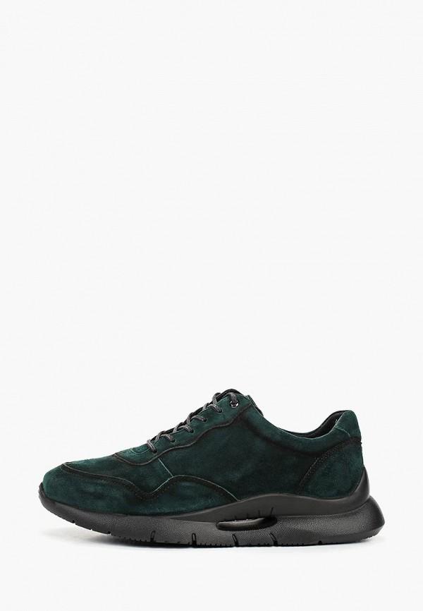 мужские кроссовки velvet, зеленые