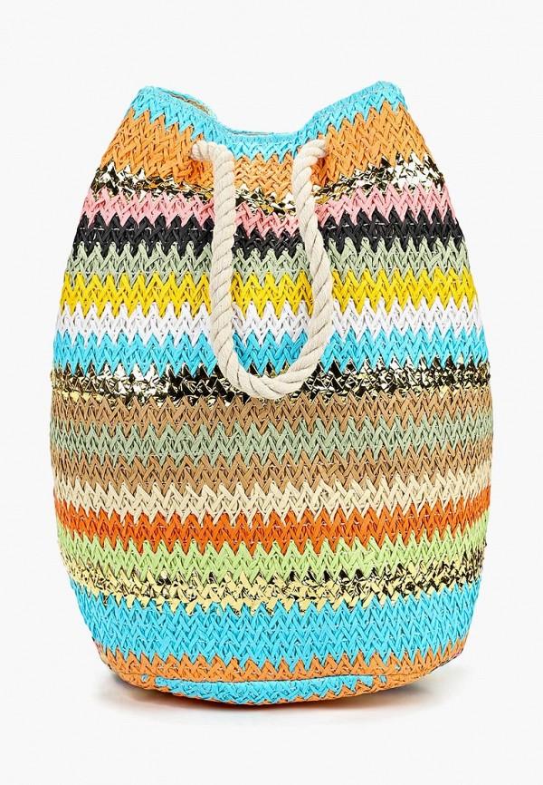 женский рюкзак venera, разноцветный